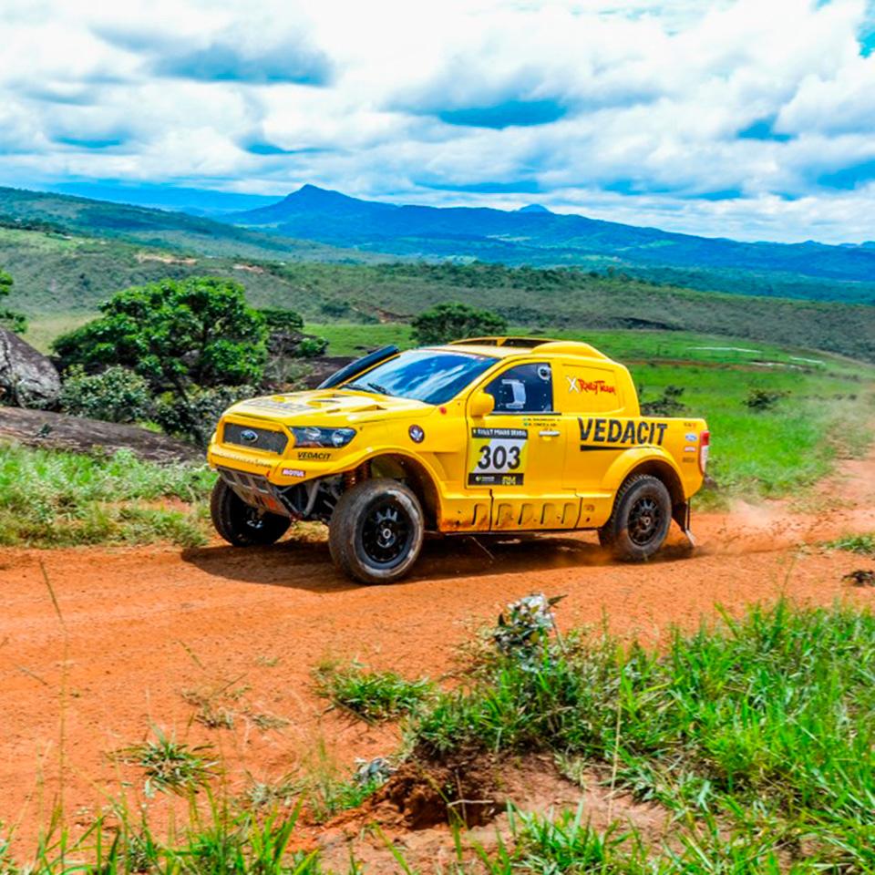 X Rally Team constrói seu primeiro protótipo T1 FIA no Brasil e vence na abertura do Brasileiro