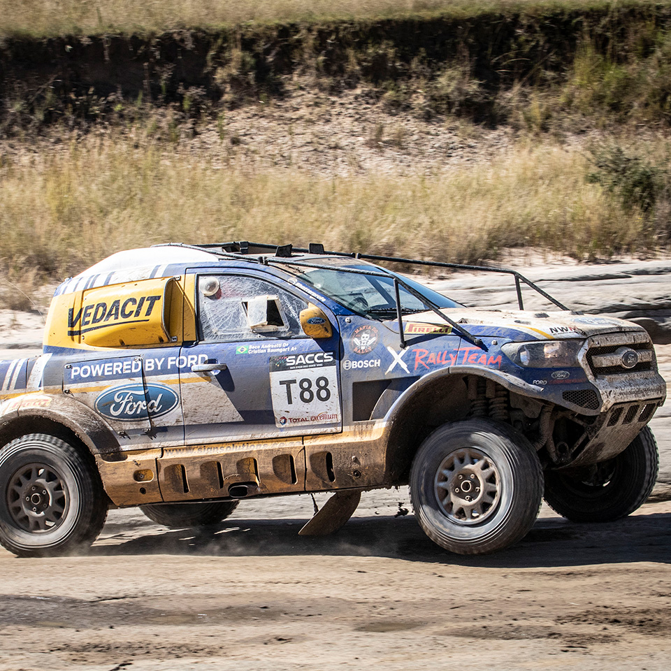 Another victorious weekend for X Rally Team