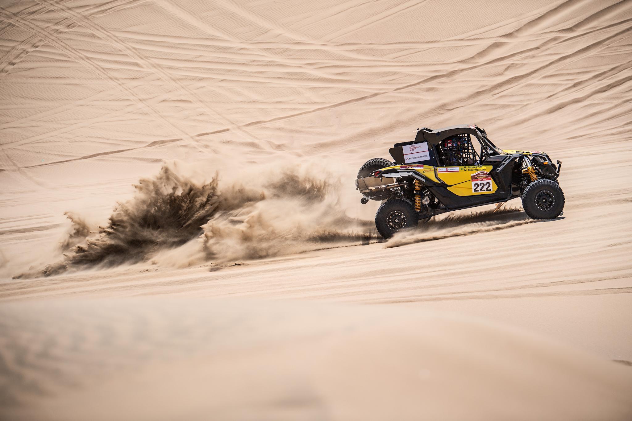 Dakar começa em três dias. Equipe 100% brasileira enfrentará desafio de 5,6 mil quilômetros