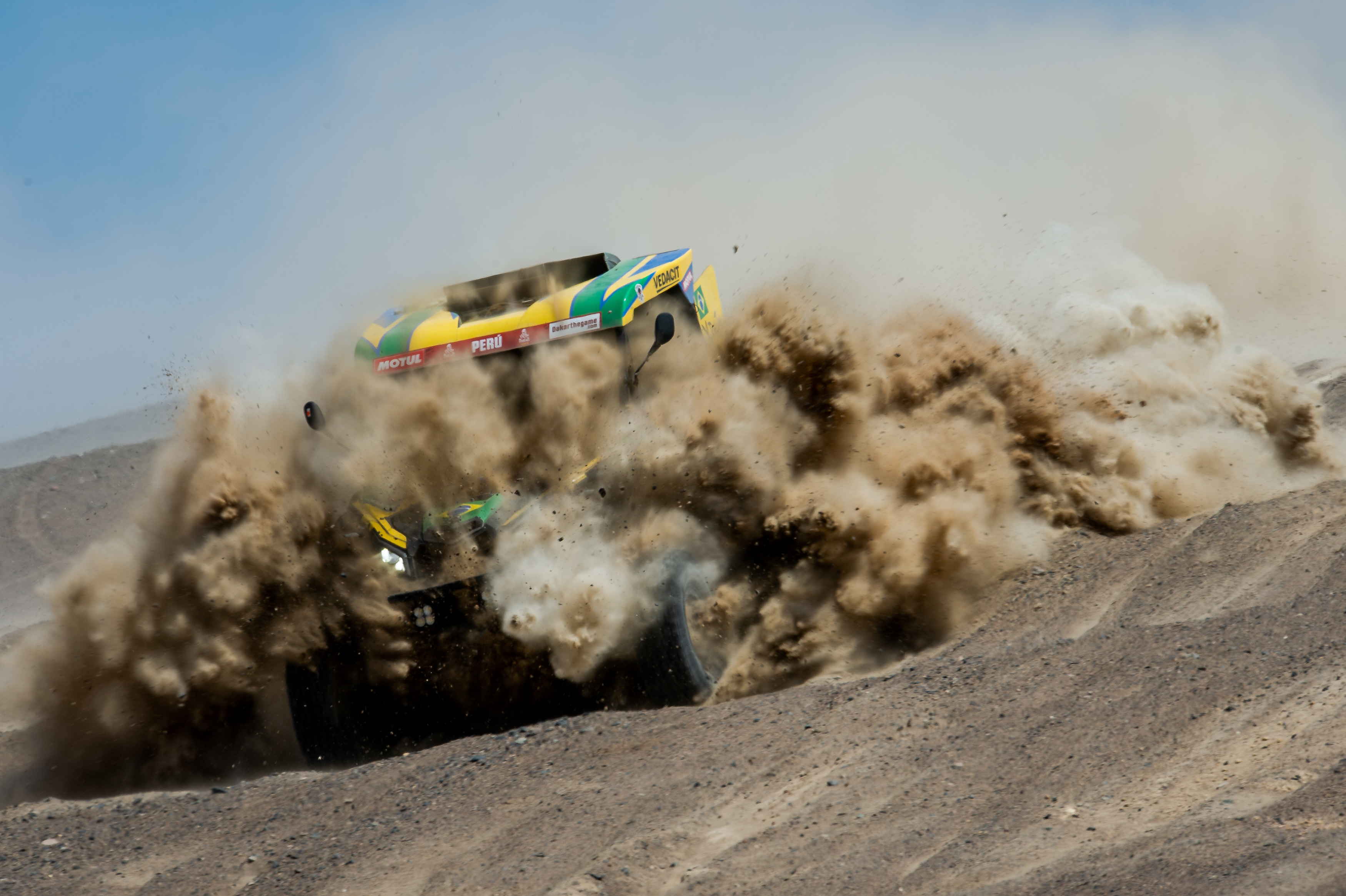 An excellent day for X Rally Team in the Dakar